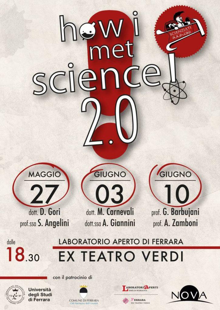how i met scienze 2.0